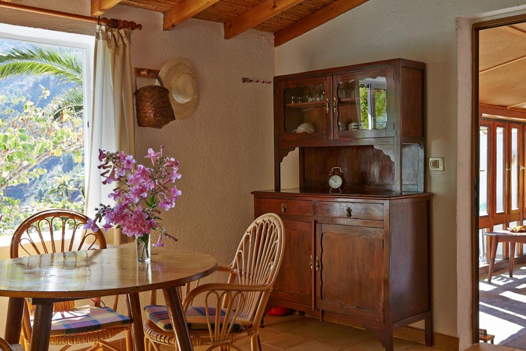 Casa Orquidea, kitchen
