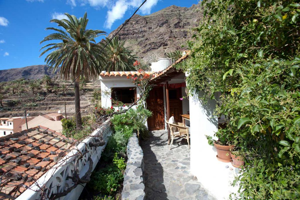 Holiday home, Valle Gran Rey: Casa Tigot