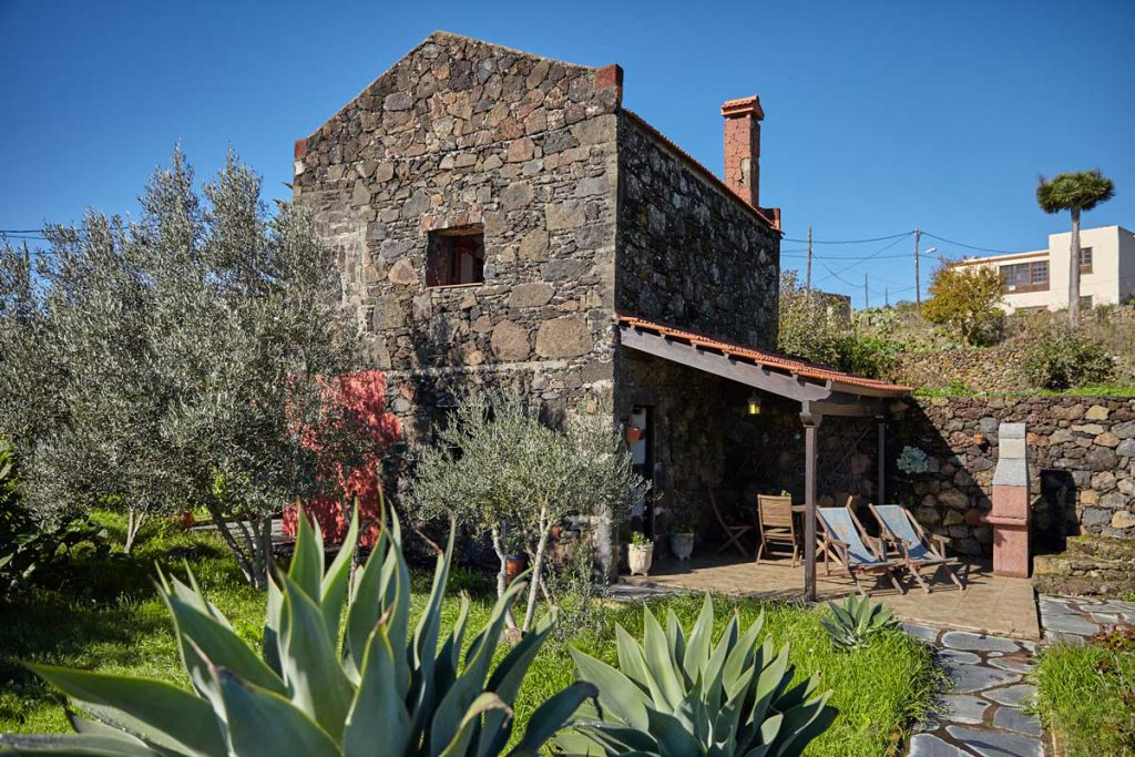 romantic holiday home on El Hierro